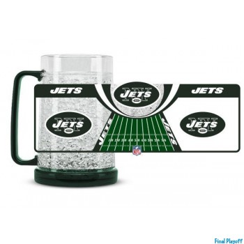 New York Jets freezer mug | Final Playoff