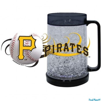 Pittsburgh Pirates freezer mug | Final Playoff