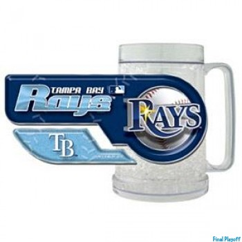 Tampa Bay Rays freezer mug | Final Playoff