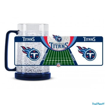 Tennessee Titans freezer mug | Final Playoff