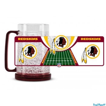 Washington Redskins freezer mug | Final Playoff